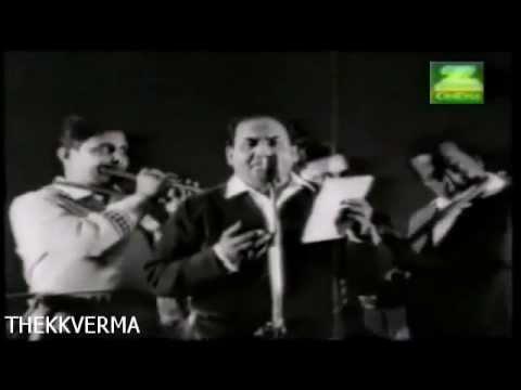 Mohammed Rafi Sahab LIVE - Bhajan - Ram tu sabka rakhwala