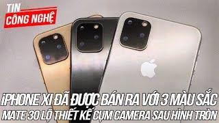 iPhone 2019 đã được bán ra với 3 màu sắc tại Trung Quốc | TCNH240