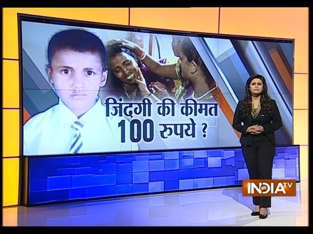 9 year old die of not getting oxygen in Patna