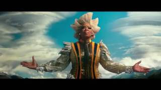 A Wrinkle in Time Official Trailer - Disney 2018 Movie