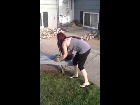 ALS Ice Bucket Challenge- Katie Luse