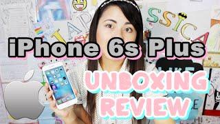 Unboxing iPhone 6s Plus