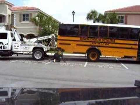 Tow Trucks in Action Tow Truck Tow Away School