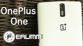 OnePlus One подробный видеообзор. Все сильные и слабые места смартфона 1+1 от FERUMM.COM