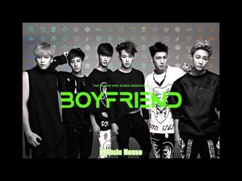BOYFRIEND (보이프렌드) - OBSESSION (너란 여자) [Audio]