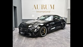 MERCEDES-BENZ AMG GT R *BLACK* Walkaround by AURUM International