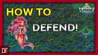 How to defend solos - Lords Mobile