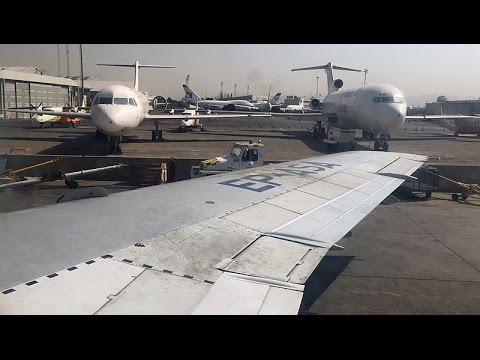 Boeing 727 Pure Sound and Beauty - Iran Aseman Airlines