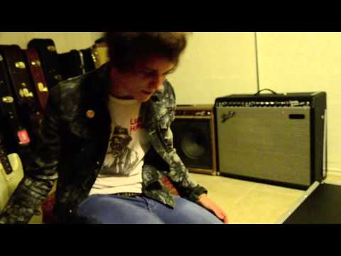 Tyler Bryant talks guitars