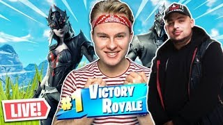 LIVE DUO WINS HALEN MET QUCEE!! - Royalistiq Fortnite Livestream (Nederlands)