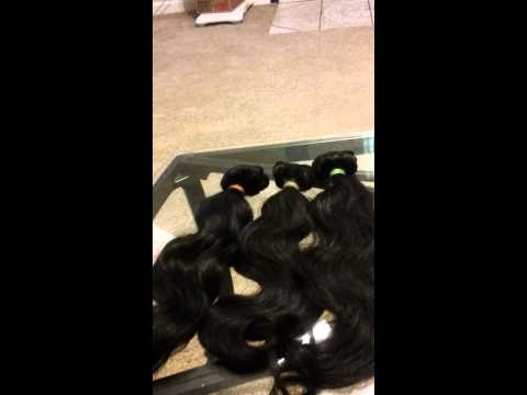 Best Virgin Hair!!! Mane Opulence Virgin Hair Co.
