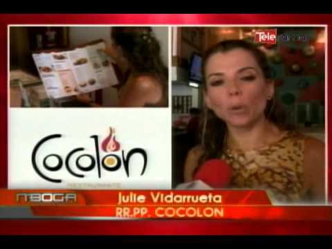 Restaurante Cocolón presenta una renovada carta