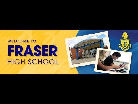 Fraser High School Trailer