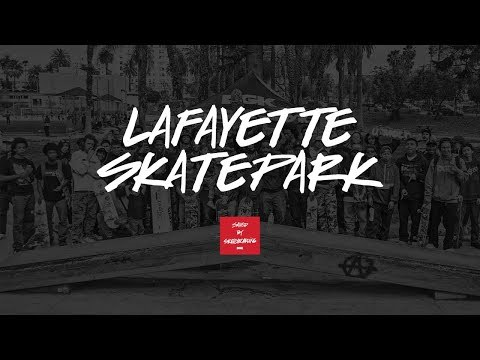 DGK - Lafayette Skatepark - Saved by Skateboarding