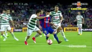FC Barcelona vs Eibar [4-2][La Liga - Jornada 38][21/05/2017] El Barça juga a RAC1