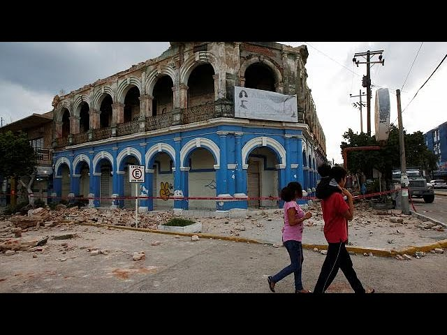 Mexico earthquake death toll rises to 61