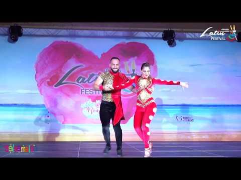 SERGIO Y MARICHU SHOW  - LEBANON LATIN FESTIVAL 2018