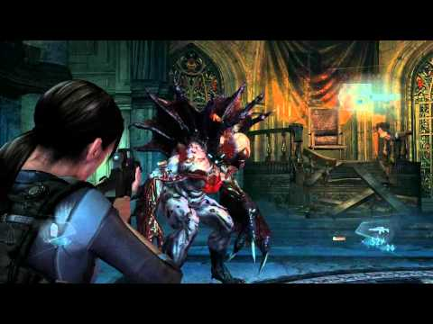 Resident evil Revelation Финальный Босс