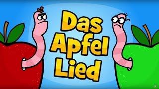 ? ? Kinderlied Apfel - Das Apfel Lied - Hurra Kinderlieder
