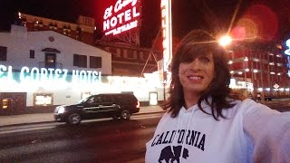 Las Vegas!...The El Cortez Casino! Rosie