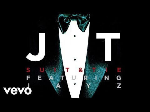 Suit & Tie (Audio) ft. JAY Z