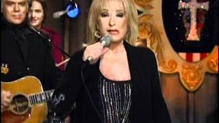 Watch Tanya Tucker Blood Red And Going Down video