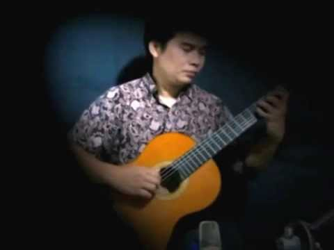 GUGUR BUNGA - Classical Guitar Fingerstyle Indonesia Song (...