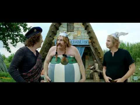 Астерикс и Обеликс в Британии (Русский трейлер 2012)