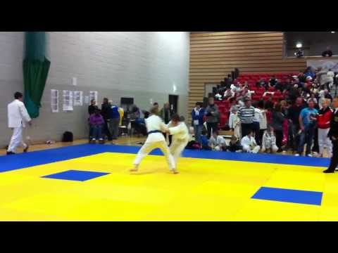 Kerry School of Judo - All Ireland Judo Championships 2011