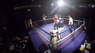 Watford | Ultra White Collar Boxing | Eddie Palmer VS Kev Francis