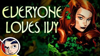 "Batman Vs Justice League "" Everybody Loves Ivy"" - Rebirth Complete Story"