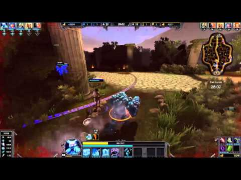 Smite with xcal #1