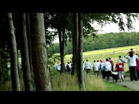 Alzheimer Scotland Memory Walk 2013