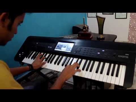 Teri Galliyan,Piano Tutorial by Udbhav Sharma