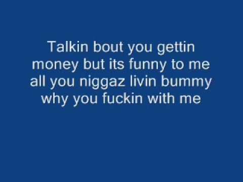 2pac-Hit Em Up with lyrics and 1st lyrics video