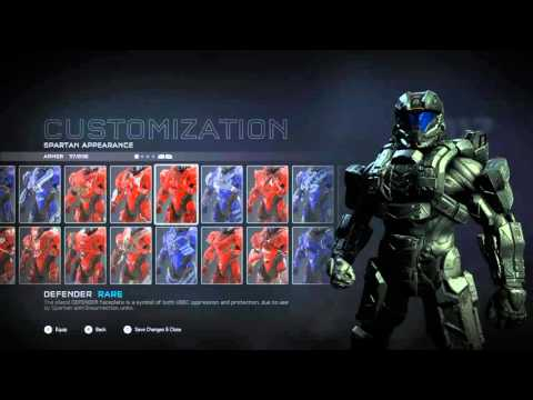 How to Make Captain America (Halo 5: Guardians)