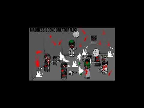 escena con madness scene creator 2