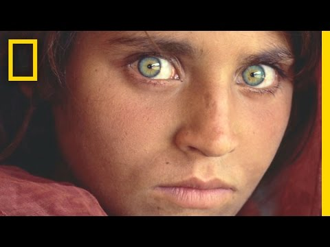 Finding the Afghan Girl