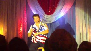 Patty Waszak - Unknown Patriotic song