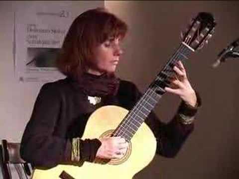Margot Dellmann Storm - Preludios Americanos No5, Tamboriles