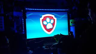 """""""THE GAME-NINJA SHOW EP 38 ( PAW PATROL ON A ROLL)  WINDOWS 10 HD GAME TEST"""""""