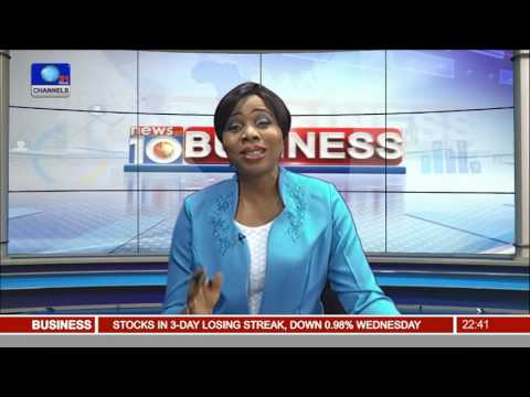 News@10:IMF's Economic Outlook Report On Nigeria A 'Warning' 20/07/16 Pt.3