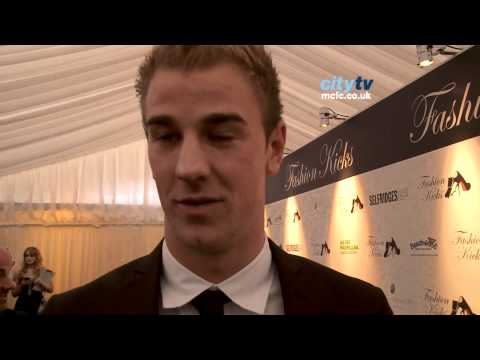 RED CARPET 2: Joe Hart, Joleon Lescott, James Milner - Fashion Kicks 2012 HD