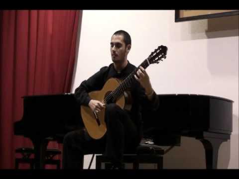 Unai Insausti. Sonata K.14 - Scarlatti (Live)