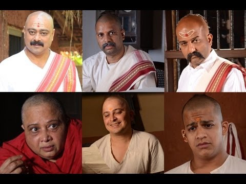 28 Actors Of Kaksparsh Movie Shave Their Heads!