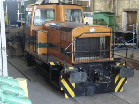 Reparando Ferrocarriles: Locotractores Cockerill