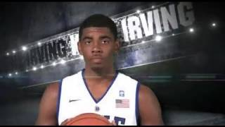 Kyrie Irving: Young Phenom