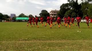 BANGLADESH POLICE NORSINGDI @ football tim 2016 @