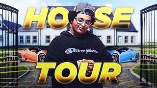 THE NEW NBA 2K20 2K HOUSE TOUR...