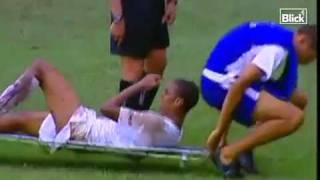 Brasielen Fussball-Liga Der Unfähigste Bahren-Träger Aller Zeiten